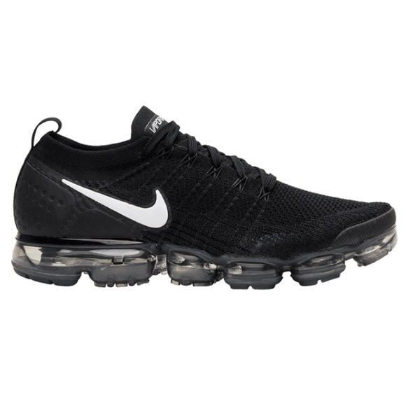 "buy popular ab033 53d07 Nike Airmax Vapormax Flyknit 2 ""Black"""